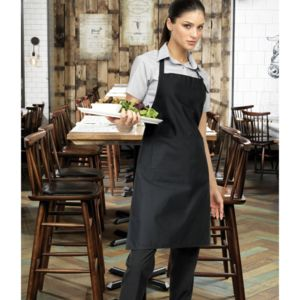 Deluxe apron with neck-adjusting buckle Thumbnail