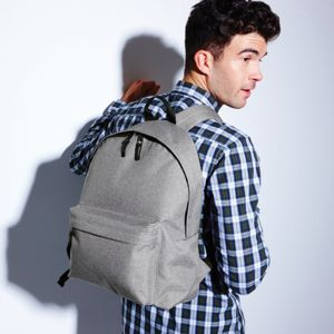 Two-tone fashion backpack Thumbnail