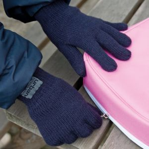 Junior classic fully lined Thinsulate™ gloves Thumbnail
