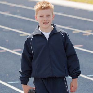 Kids start-line track top Thumbnail