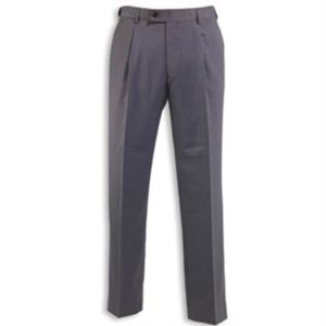 Icona single pleat trousers (NM4) Thumbnail