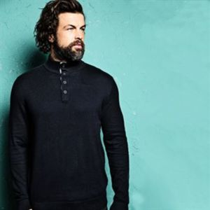Prestige - Oxford woven button-up jumper Thumbnail
