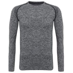 Seamless '3D fit' multi-sport performance long sleeve top Thumbnail