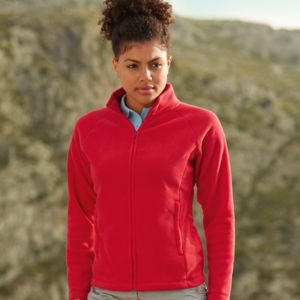 Lady-fit Full- Zip Fleece Thumbnail